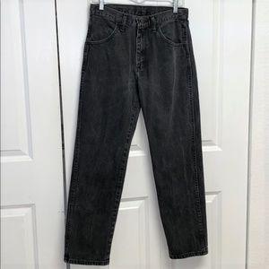 Rustler Black Jeans Size 20